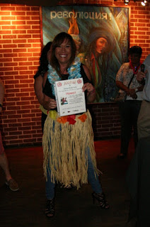 Hawaii Party a Great Success!