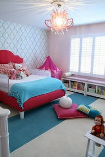 Kids Rooms in Apartments