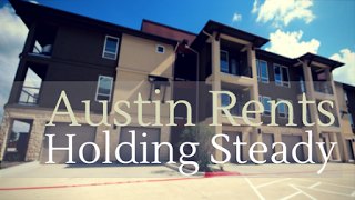 Austin Rents Holding Steady