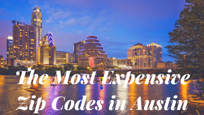 The Most Expensive Zip Codes in Austin