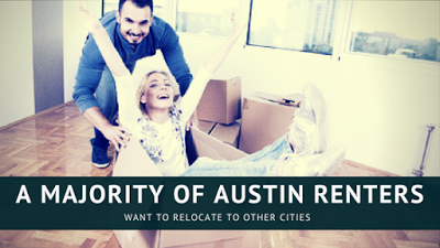 A Majority of Austin Renters Want to Relocate to Other Cities