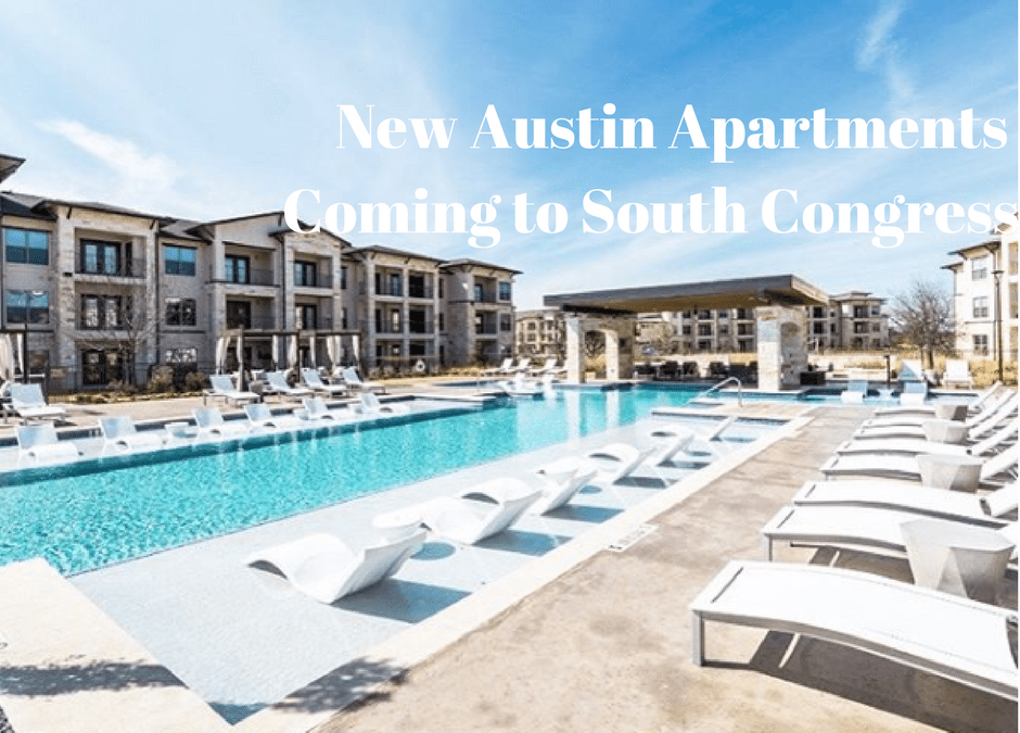 New Austin Apartments Coming to South Congress