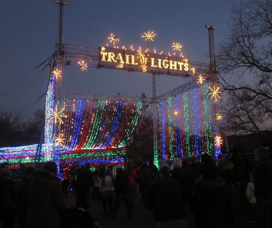austin events trail of lights