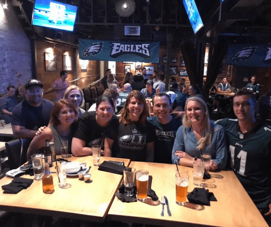 best places to watch football in austin eagles