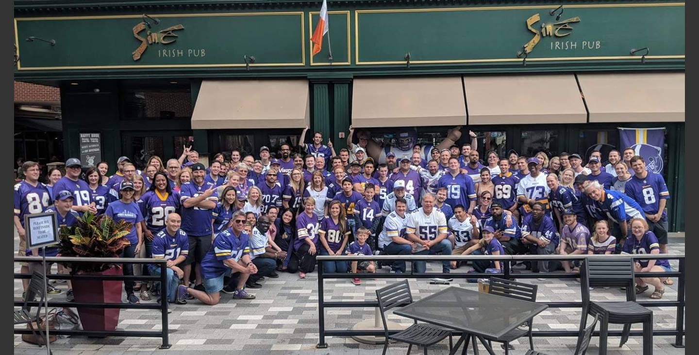 best places to watch football in austin vikings